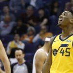 NBA – Highlights : Donovan Mitchell lâche 40 points sur les Suns