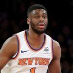 NBA – Emmanuel Mudiay bientôt dans le cinq de départ des Knicks ?