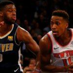NBA – Frank Ntilikina pas inquiet après l'arrivée d'Emmanuel Mudiay