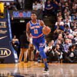 NBA – Les Français de la nuit : Frank Ntilikina égalise son record de points contre les Warriors, Rudy Gobert & Evan Fournier récitent leurs gammes !