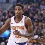 NBA – Frank Ntilikina a fait grosse impression à Klay Thompson