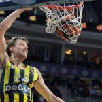 Euroleague – MVP de la J22 : Le roi Vesely !