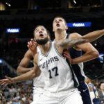 NBA – Les Français de la nuit : Joffrey Lauvergne détruit son career-high, Tony Parker tape son season-high !