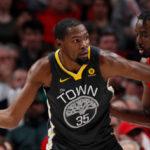 NBA – Premier match à plus de 50 points avec les Warriors pour Kevin Durant
