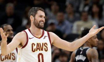 Kevin Love a déclarer que Tim Duncan était le meilleur ailier fort de l'histoire de la NBA