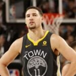 NBA – Klay Thompson : «ce serait bizarre de quitter la baie»