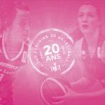 LFB – Céline Dumerc et Ann Wauters dans les 5 majeurs des 20 ans