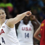 Team USA : Lindsay Whalen prend sa retraite internationale !