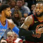 NBA – Paul George veut remporter le titre de défenseur de l'année