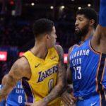 NBA – Paul George est heureux avec le Thunder, mais il n'écartera pas les Lakers lors de la prochaine free agency