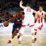 Euroleague – Récap de la J21 : Un gros Rodrigue Beaubois dans la victoire, l'Olympiacos écrase le champion !