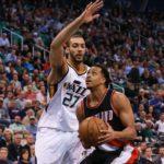 NBA – Les Français de la nuit : Rudy Gobert s'illustre dans tous les registres, Tony Parker toujours aussi efficace en sortie de banc !