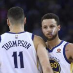 NBA – Steph Curry réagit enfin à la blessure de Klay Thompson