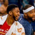 NBA – All Star Game : Anthony Davis rend hommage à Cousins, blessé
