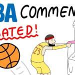 Insolite – Le meilleur des commentateurs NBA dans un dessin animé