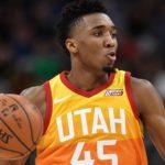 NBA – Top 10 de la nuit : Donovan Mitchell en feu et Jarrett Allen se vénère