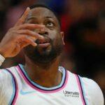 NBA – Dwyane Wade révèle le  joueur méconnu qu'il idolâtrait avec Jordan