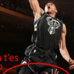 NBA – Top 10 de la nuit : Giannis Antetokounmpo est hanté par le fantôme Carter