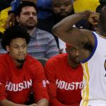 NBA – Draymond Green prévient Houston !