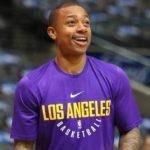 NBA – Loin de la «panique» des Cavaliers, Isaiah Thomas voit un futur à Los Angeles