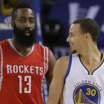 NBA – Un Warrior défend Steph Curry… et tacle James Harden
