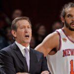 NBA – Jeff Hornacek a poussé Joakim Noah lors de leur altercation verbale