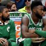 NBA – Top 10 de la nuit : Kyrie et Jaylen Brown font des misères à Washington