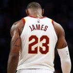 NBA – LeBron James : «Je n'ai pas les mots»