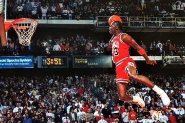 Michael Jordan All Star weekend