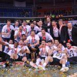 Serbie – Bandja Sy et le Partizan remportent la Radivoj Korac Cup !