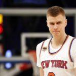 NBA – Kristaps Porzingis déjà prêt à revenir plus fort