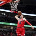 NBA – Top 10 de la nuit : Le retour de Zach LaVine dans l'espace