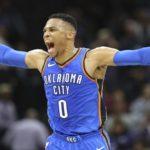 NBA – Top 10 de la nuit : Westbrook, Curry et Gallinari sanctionnent salement le buzzer