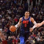NBA – Russell Westbrook sur une autre planète !