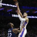 NBA – Et encore un triple-double pour Ben Simmons…