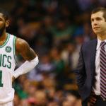 NBA – Brad Stevens est venu aux nouvelles pour Kyrie Irving