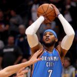 NBA – Carmelo Anthony rentre dans le top 20 des meilleurs scoreurs en dépassant Jerry West
