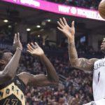 NBA – Premier triple-double en carrière pour D'Angelo Russell