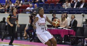 LFB – Transfert : Antiesha Brown en partance pour le Hainaut