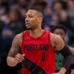 NBA – Damian Lillard évoque la fin de saison des Blazers sans Nurkic