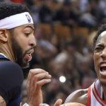 NBA – Joueurs de la semaine : DeMar DeRozan et Anthony Davis remportent les suffrages