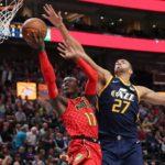 NBA – Dennis Schroder score 41 points, une première depuis 2009 pour les Hawks