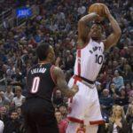 NBA – Joueurs de la semaine : DeRozan et Lillard récompensés