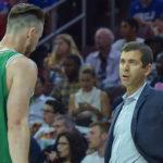 NBA – Brad Stevens donne des nouvelles de Gordon Hayward