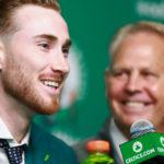 NBA – Danny Ainge revient sur ses propos de «rechute» concernant Gordon Hayward