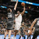 NBA – Les Français de la nuit : Ian Mahinmi remporte son duel contre Tony Parker & Joffrey Lauvergne !