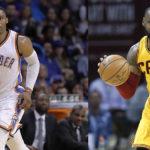 NBA – Joueurs de la semaine : Russell Westbrook et LeBron James écrasent la concurrence