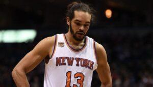 NBA – La liste désastreuse qui montre l'un des problèmes des Knicks
