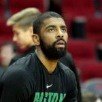 NBA – Le genou de Kyrie Irving grince encore