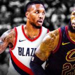 NBA – LeBron James encense Damian Lillard: «Ce mec est une superstar»